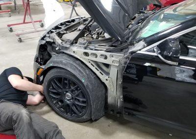 Lief- repairing vehicile